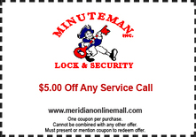 Minuteman Lock and Key