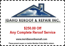 Idaho Reroof and Repair